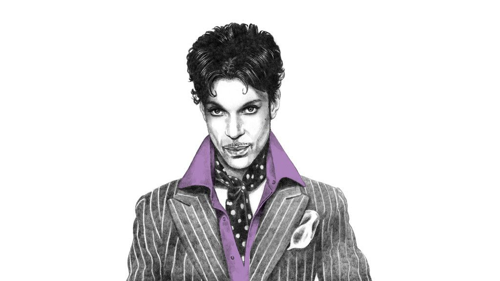 Prince in limited edition.