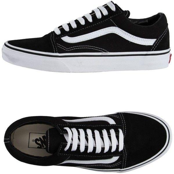 Vans Low-tops \u0026 Trainers   Black