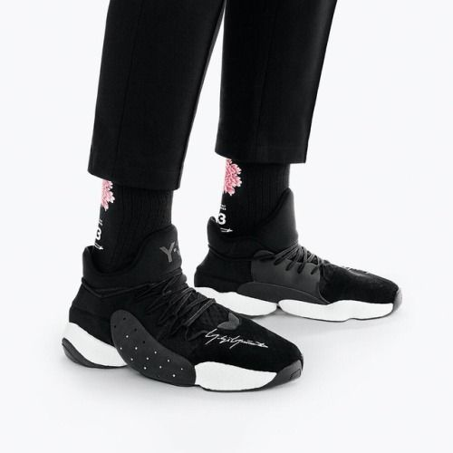 new products 5949a 8449e ADIDAS Y3 X JAMES HARDEN BYW BLACK CORE BLACK BASKETBALL B43876