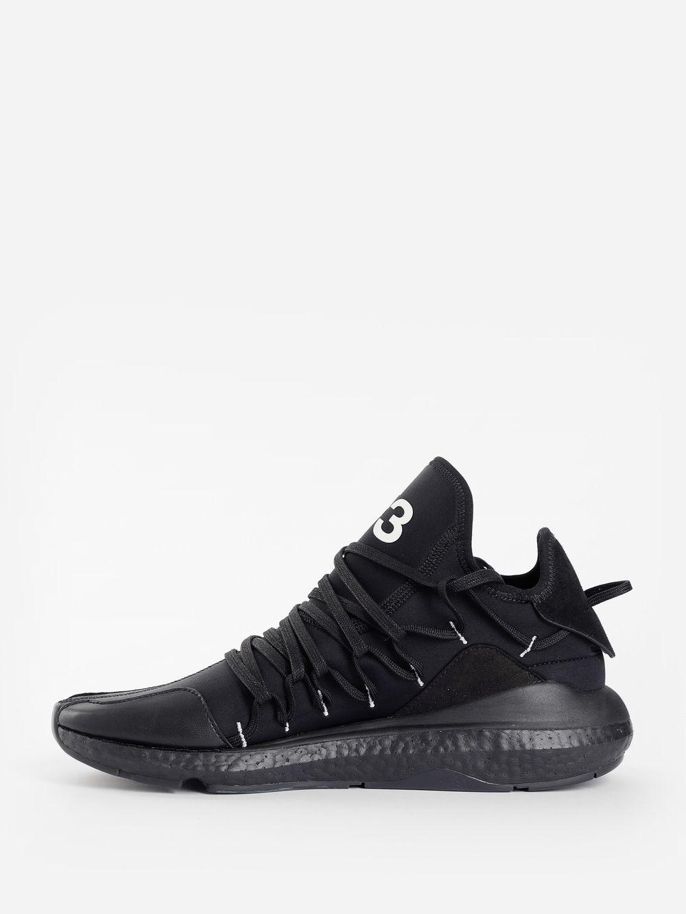 Y 3 Sneakers BC0955 | Sneakers, All black sneakers, Mens