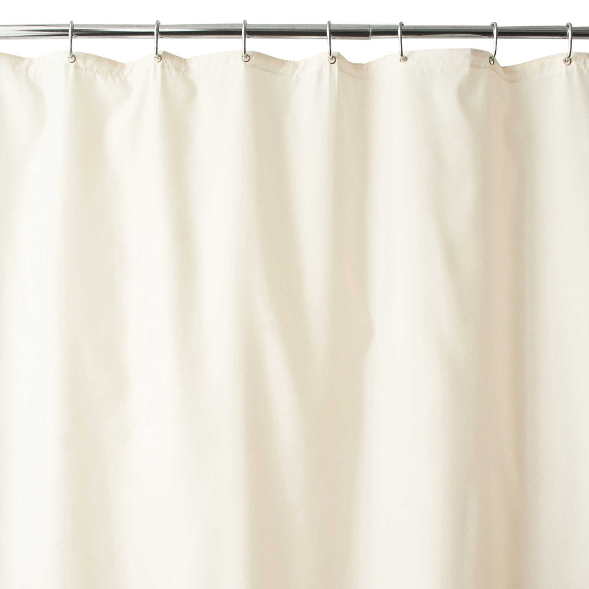 Hotel Fabric 70 Inch X 84 Extra Long Shower Curtain
