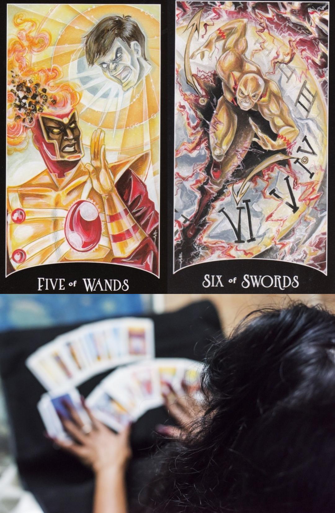 Latin Tarot Card Readings
