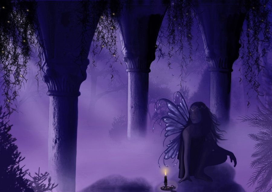 Candlelit Grotto