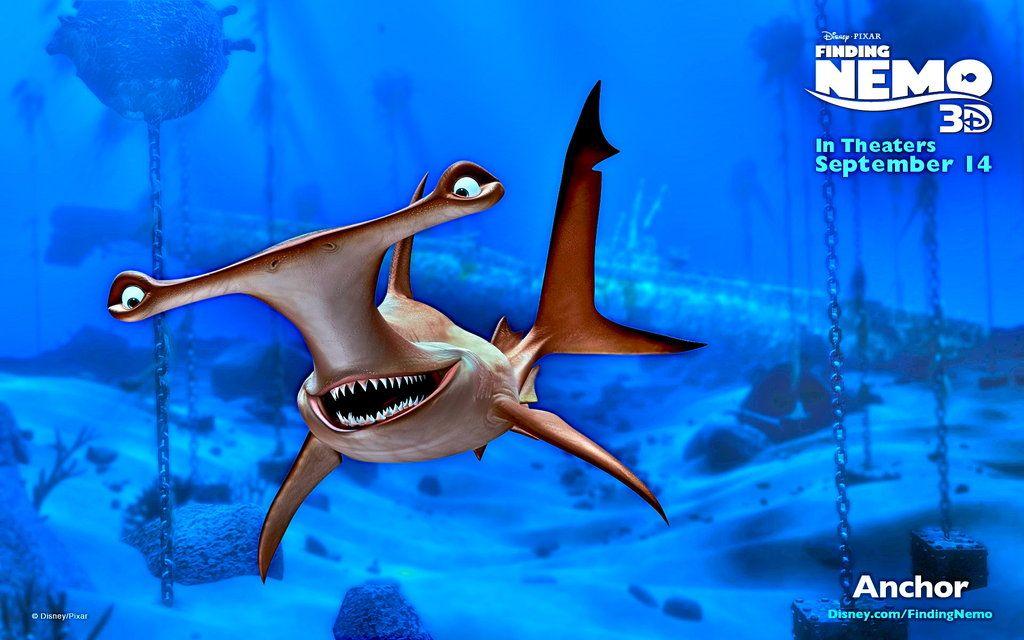 Anchor Finding Nemo 2003 Finding Nemo2003 Finding Dory2016