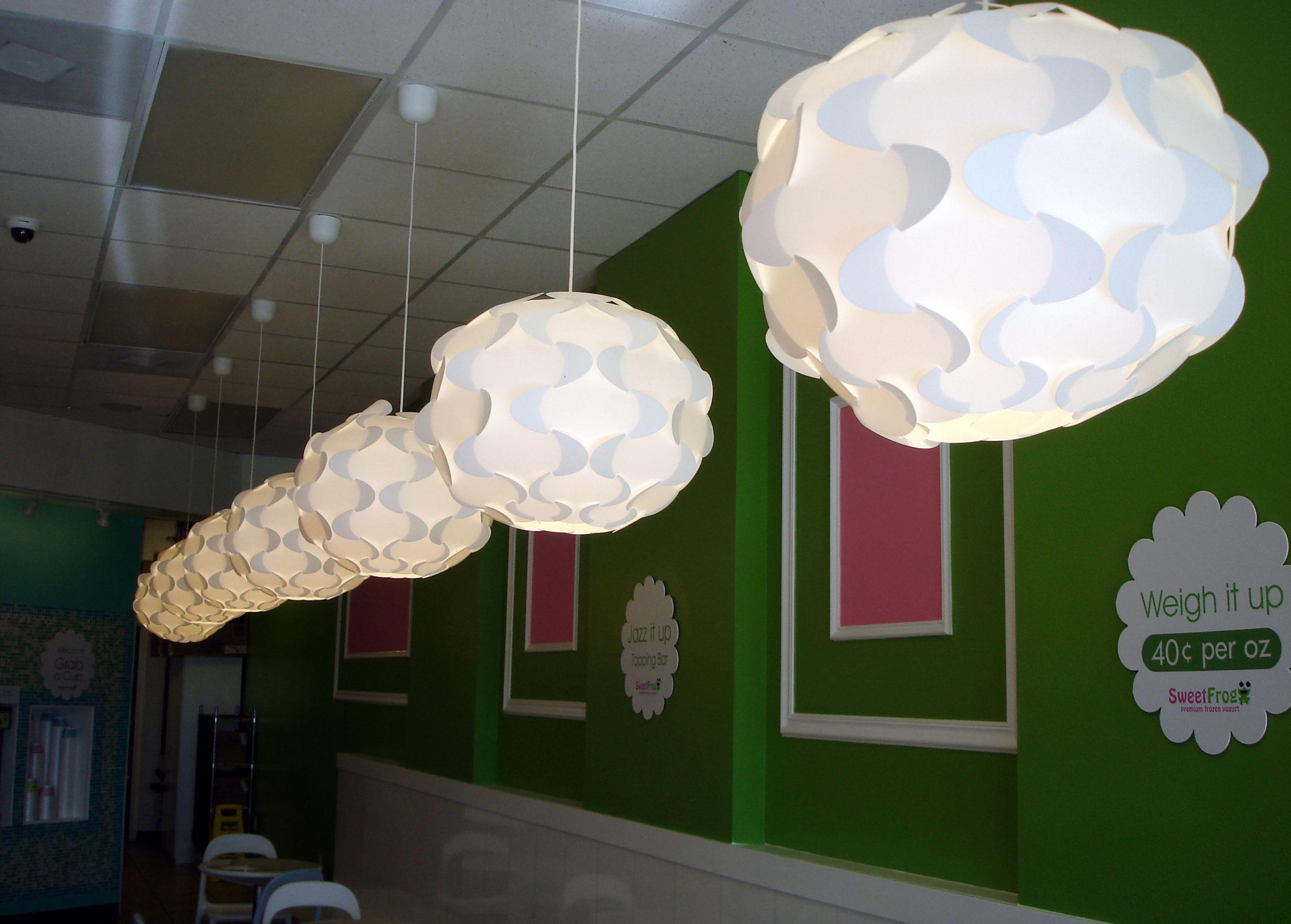 The Elegancy of Ikea Light Fixtures http//collantiques