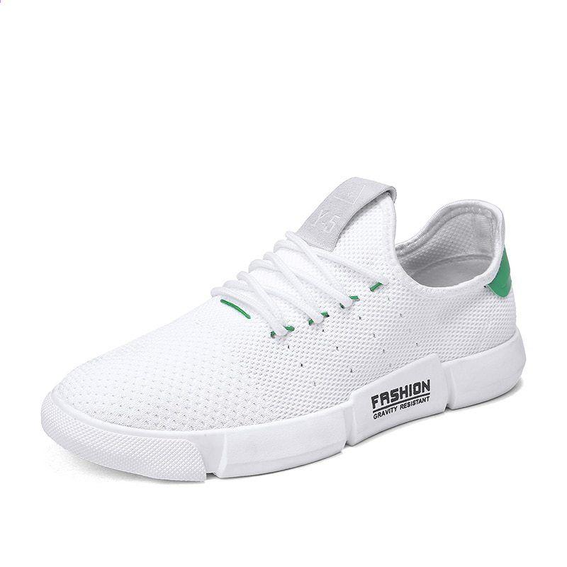 Nowe Obuwie Meskie Na Co Dzien Oddychajace Letnie Meskie Buty Zasznurowujace Trampki Dla Mezczyzn Chaussure Homme Biale Czarne Roz Shoes White Sneaker Sneakers