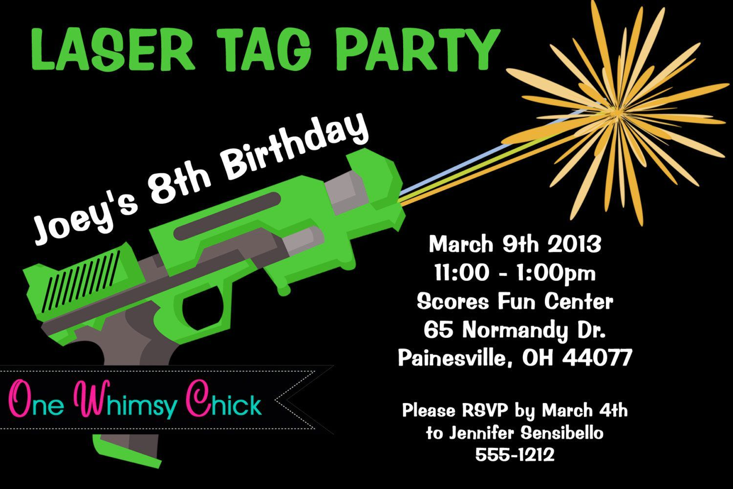 Tags Free Printable Invitations Invitation Ideas Printables Laser Tag Birthday