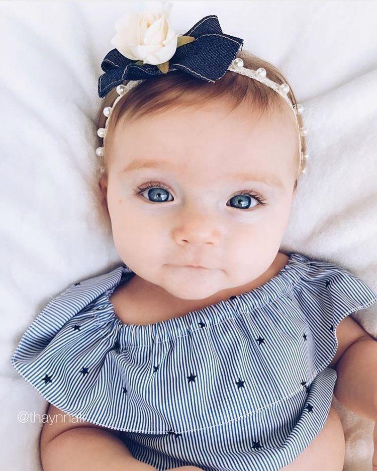 Pin By Bernie Kelley On Baby Kids S Style Girl Blue Eyes Eye Eyed