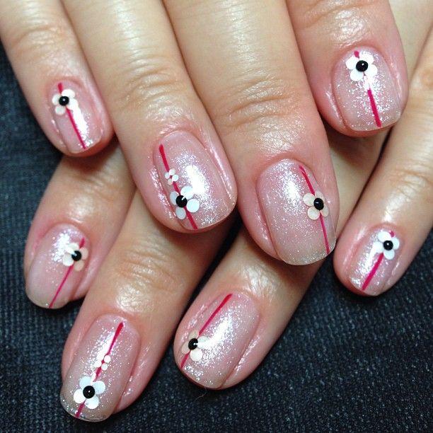 Instagram photo by pukupuku15 #nails | Nails | Pinterest | Nail nail ...
