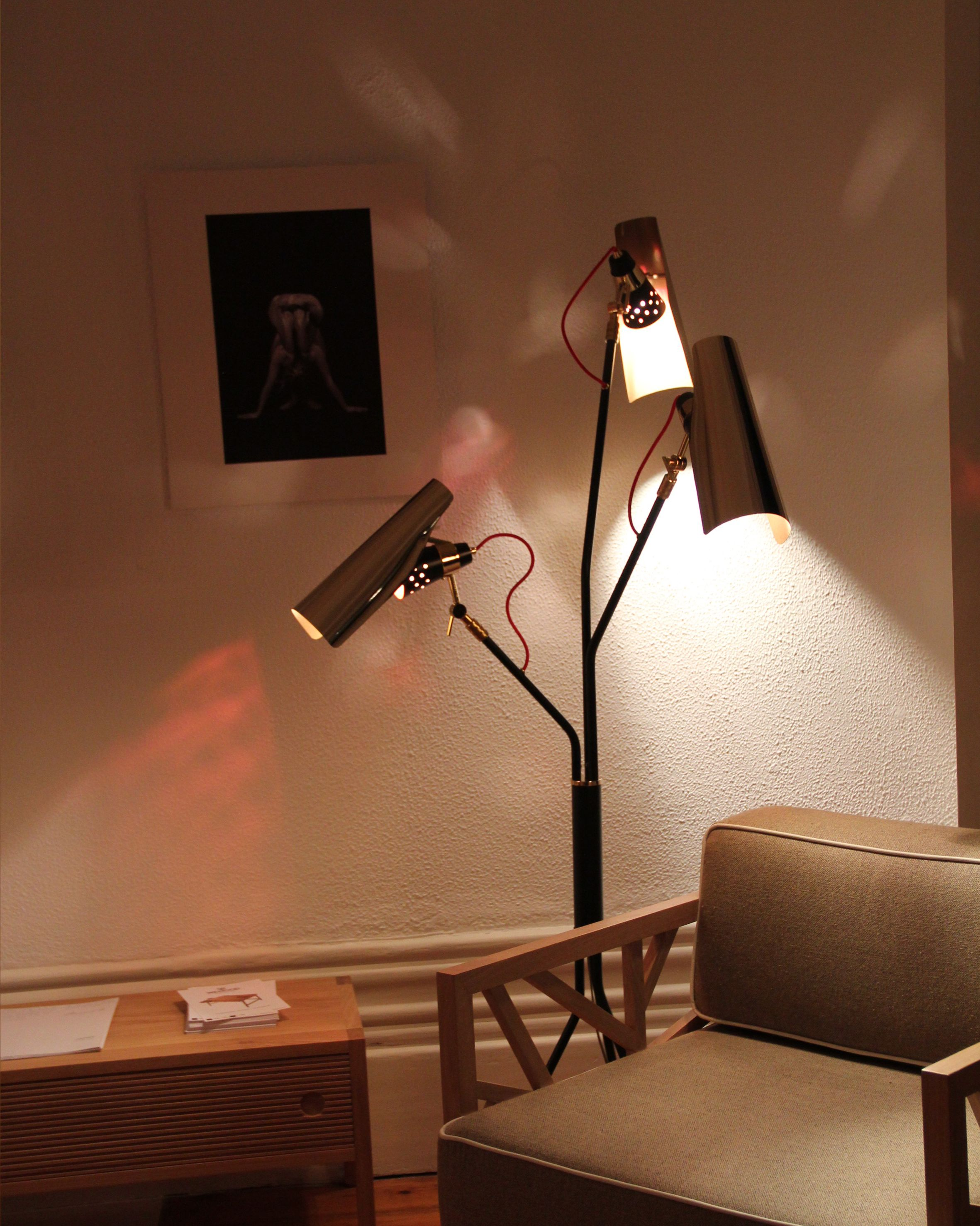 10 Multi Arm Floor Lamps For A Modern Home Lamp Inspiration