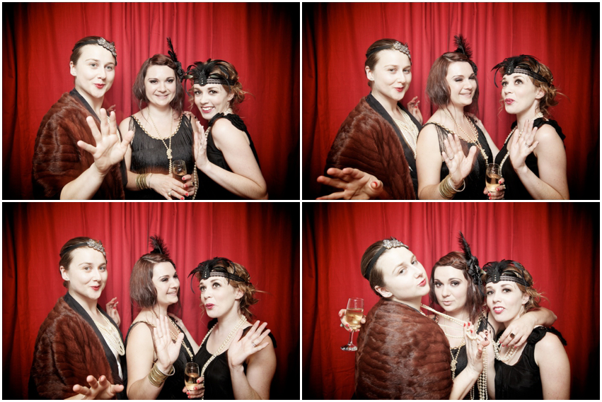 1920′s party Photo-booth » boothalicious.com.au
