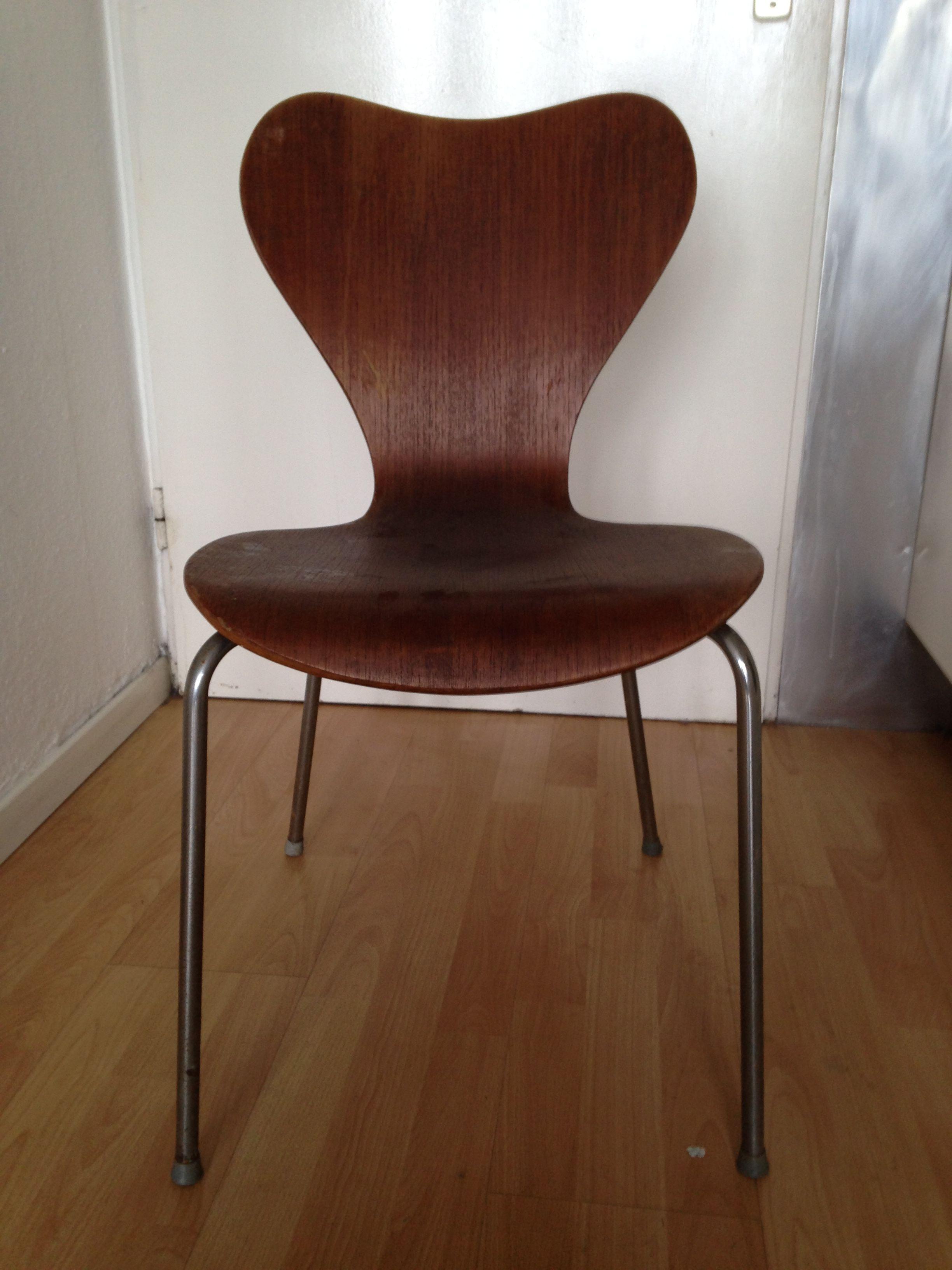 Vintage Stuhl Made in Denmark   Vintage stühle, Stühle ...