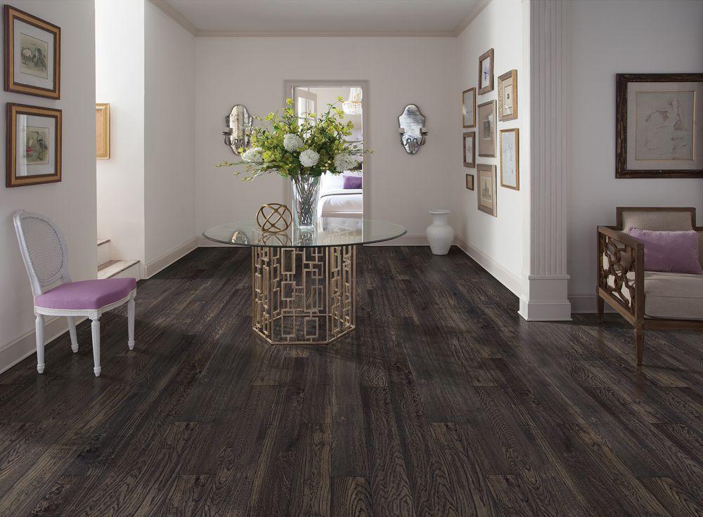 Now Available! Empress Smoke Gray luxury vinyl flooring