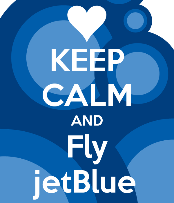 The Big Blue Bird Has Never Disappointed Me And Their Social Media Team Is Top Notch Across All Channels J Jet Blue Airlines Jetblue Vintage Airline Posters