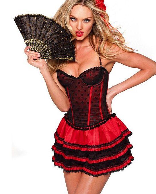 a26895047e8 Victoria s Secret Reveals 10 Sexy Halloween Costumes
