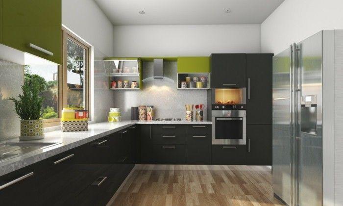 Modulküche - Ein paar trendige und funktionale Lösungen für die