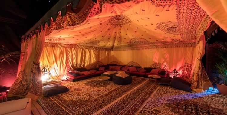 covering my tent with sarongs - Google Search