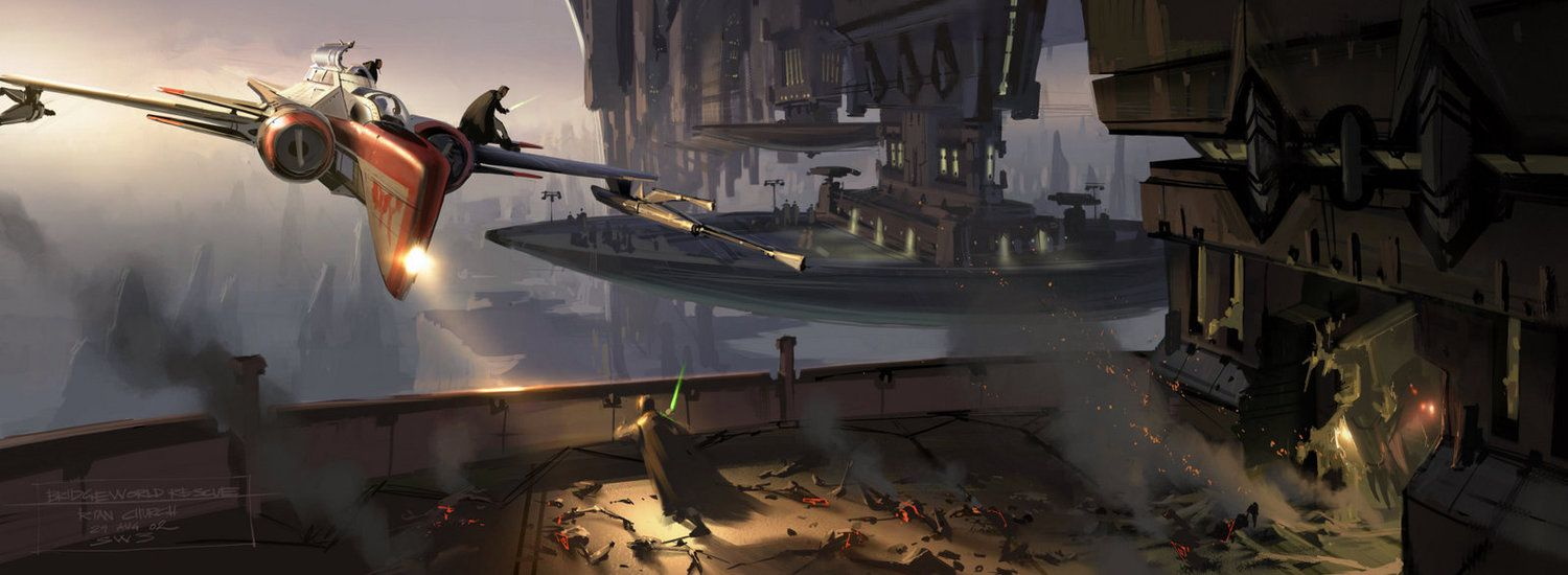 Star Wars Concept Art And Illustrations Star Wars Concept Art Concept Art World Star Wars Fine Art