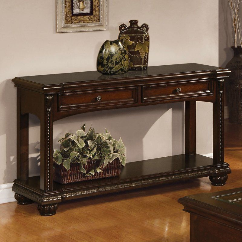 Wentz Console Table Entry Console Table Acme Furniture Console Table