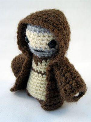 Star Wars Crochet Pattern ObiWan Kenobi Not Available Right Now Gorgeous Star Wars Crochet Patterns