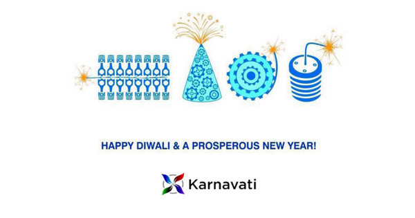 Karnavati Automotive Group brings in good wishes of #Diwali & #NewYear for all its customers and associates.