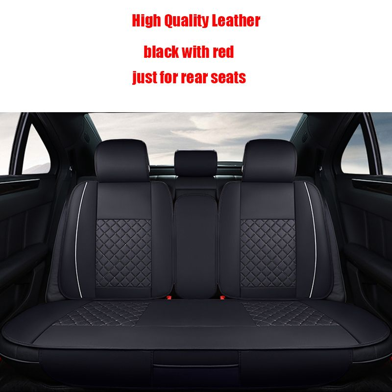 Leather car seat covers For Dodge Caliber 2012-2008 Avenger Ram 2500 ...