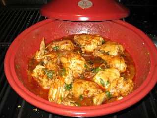 ~Elra's Cooking~: Doro Wat (Ethiopean Braised Chicken)