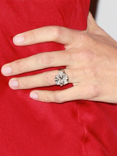 Merveilleux Actress Jennifer Garner (ring Detail) Attends Pink Party At Draiu0027s  Hollywood On September 2011 In Hollywood, California.