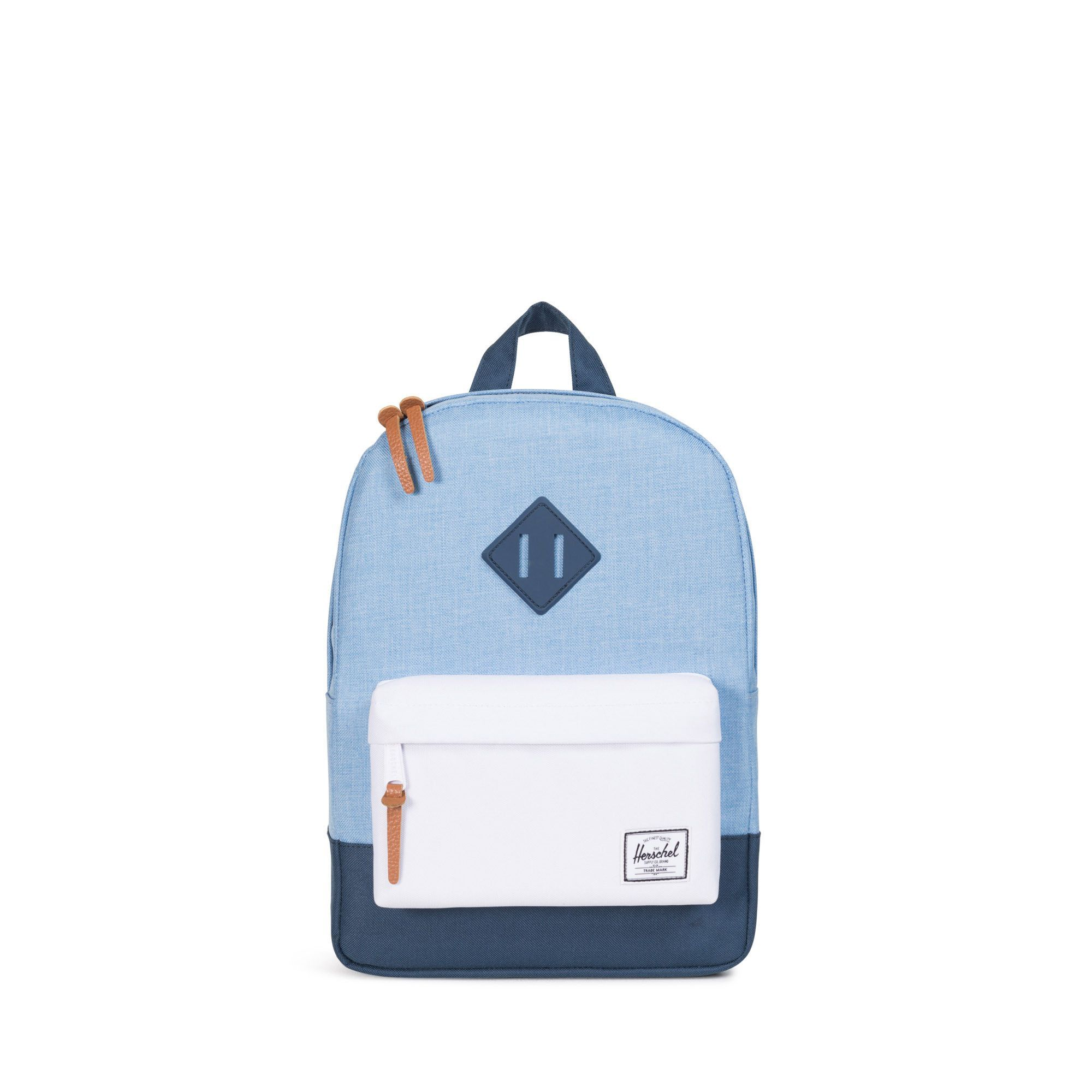Heritage Kid Backpack in Chambray by Herschel Supply  76651aa9061b3
