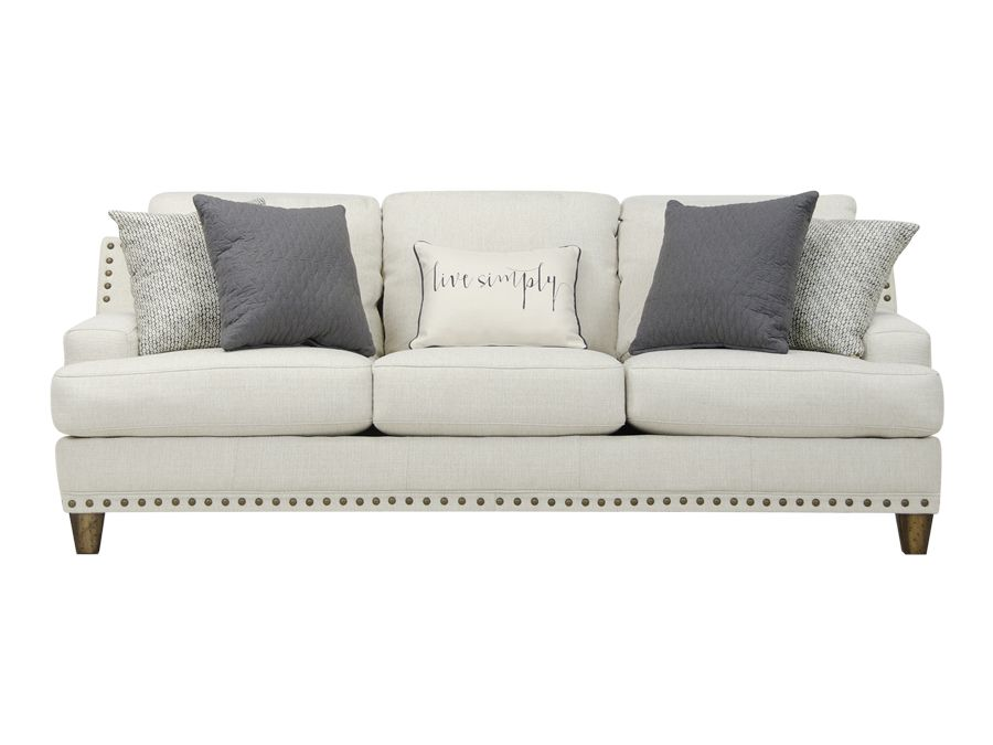 Check Out The Deal On Montgomery Linen Sofa At Rothman Furniture