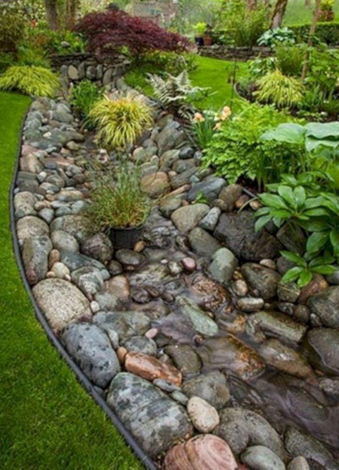 Rain Garden Design Landscaping Front Yards_1