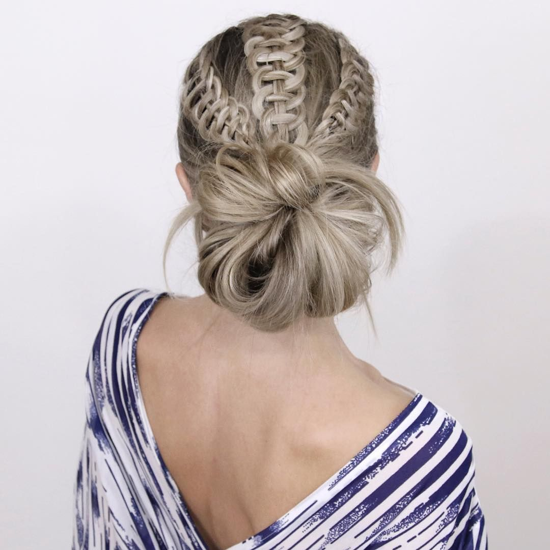 35+ Stunning Hairstyle Inspirations For All Kinds Of Special ...