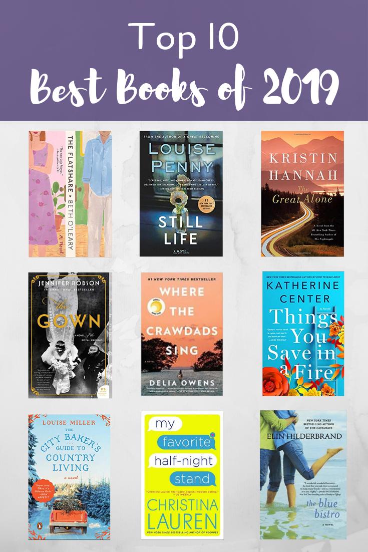 My Favorite Books of 2019 (so far) - Never Enough Novels
