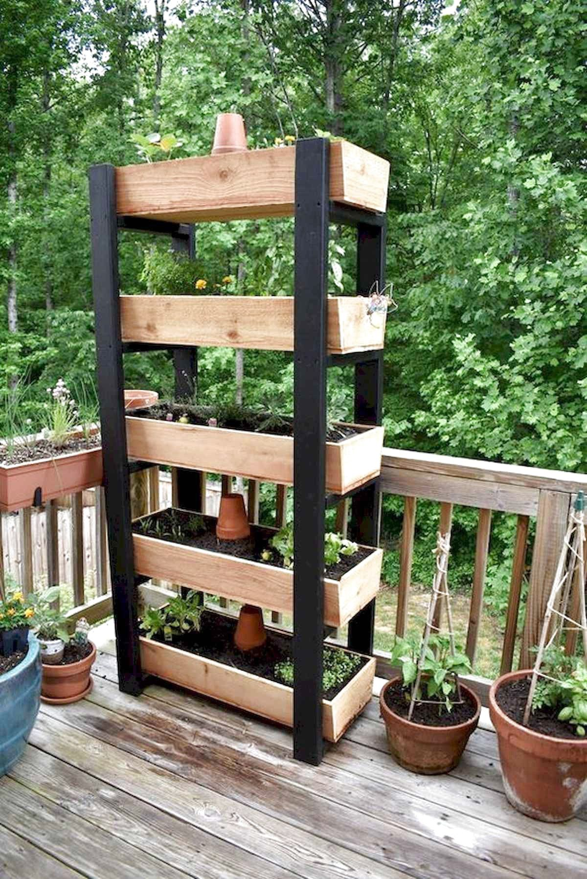 46 Inspiring Herb Garden Design Ideas And Remodel Vertical Garden Diy Vertical Garden Design Herb Garden Design