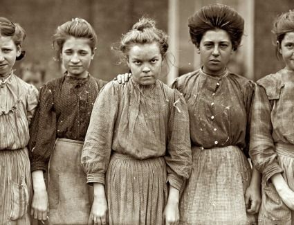 Image result for mill girls of lowell