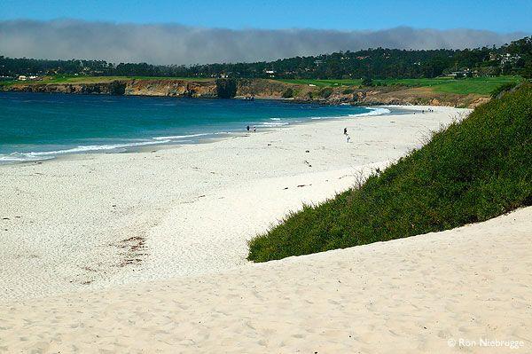 Carmel Beach Ca The Only