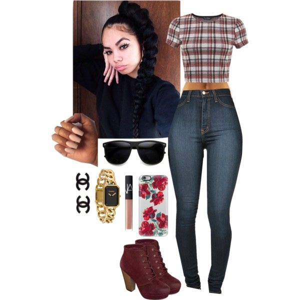 Empire by paliahna on Polyvore featuring polyvore, fashion, style, Miss Selfridge, Chanel, Casetify and NARS Cosmetics