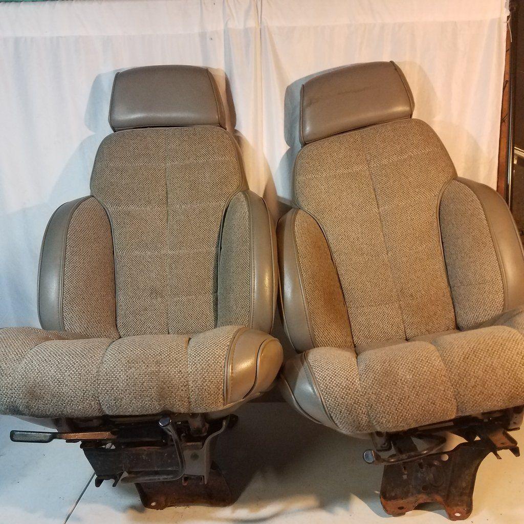 Bucket Seats Jeep Comanche Mj Cherokee Xj Seating Comanche Bucket Seats