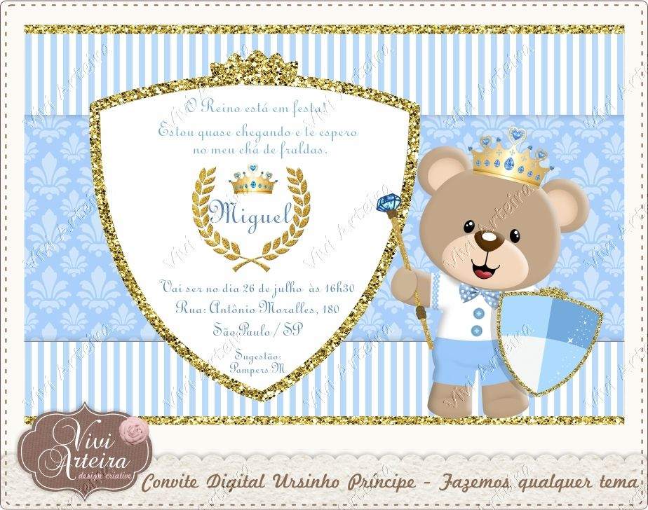 Pin De Shirley Karina En Baby Shower Baby Shower Teddy Bear Y Baby