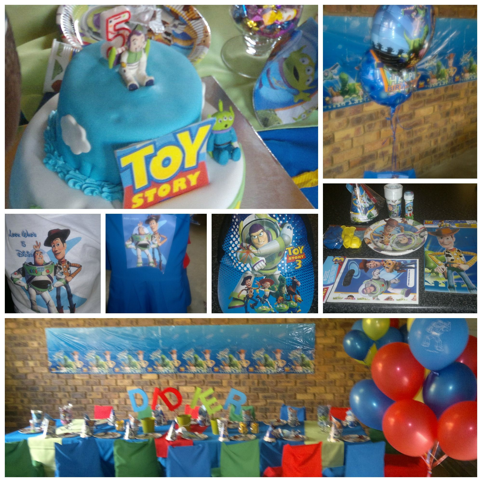 Pin By Elegant Kids Parties SA On Toystory