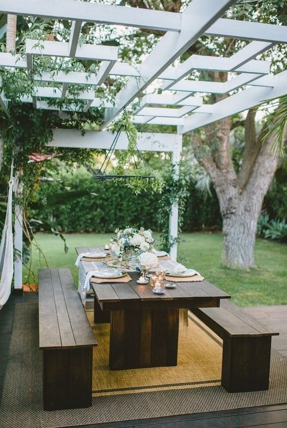 Nili Stevens Inspired Living S Home Tour Backyard
