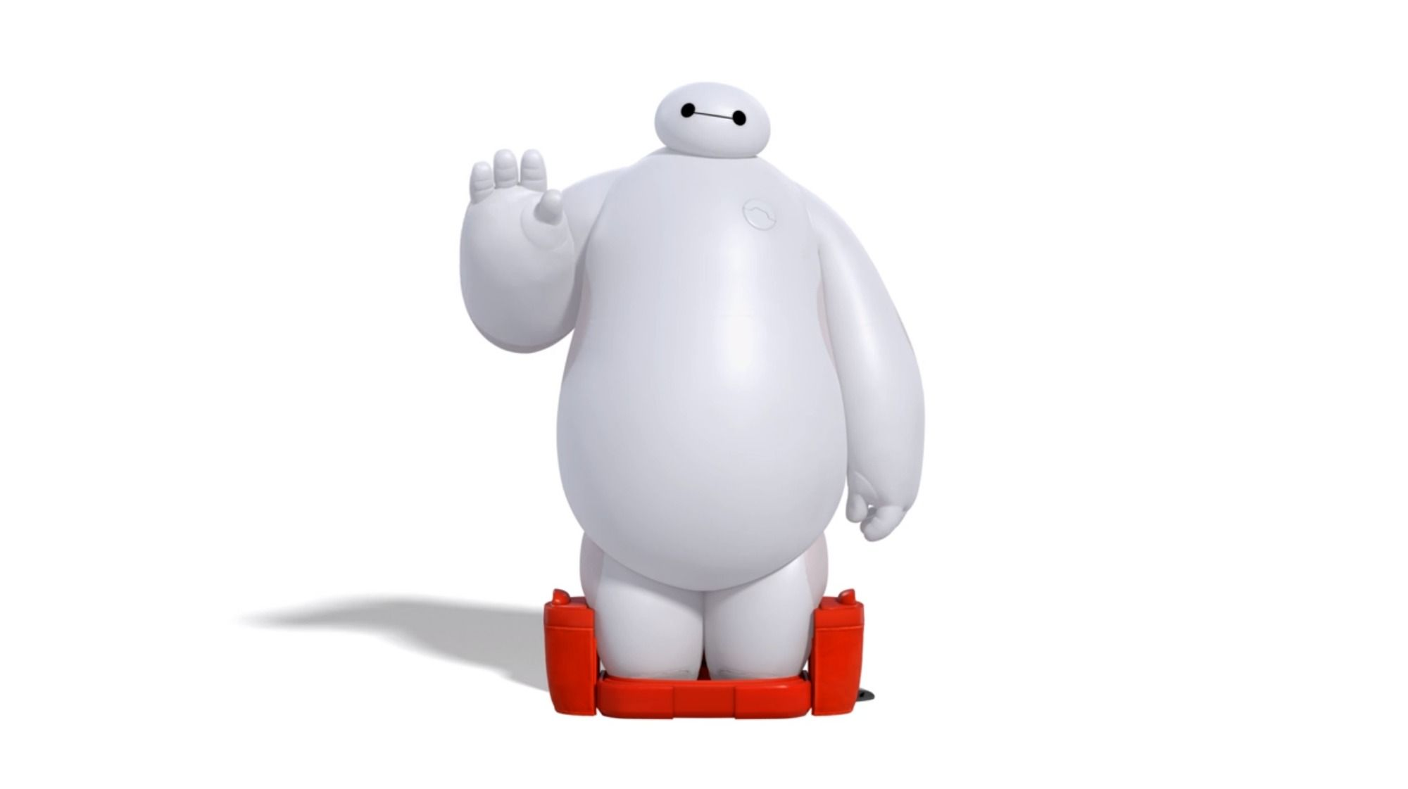 Baymax Bento Canvases Movies And Waves