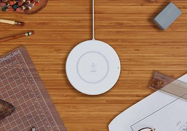 Belkin Boost Up Wireless Charging Pad Launched At Rs 6 999 Its Made