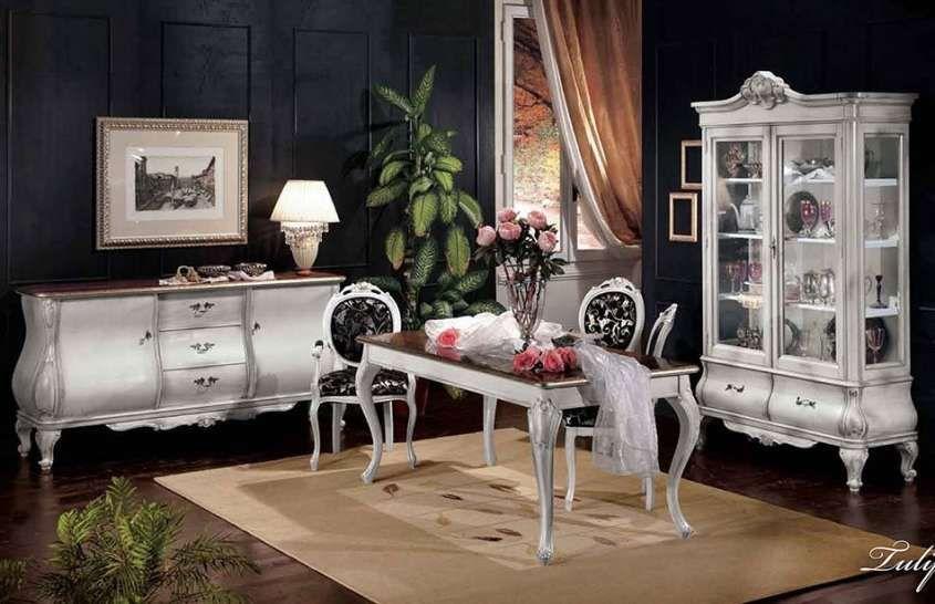 Mobili Pranzo ~ Sala da pranzo stile veneziano mobili dalle forme antiche