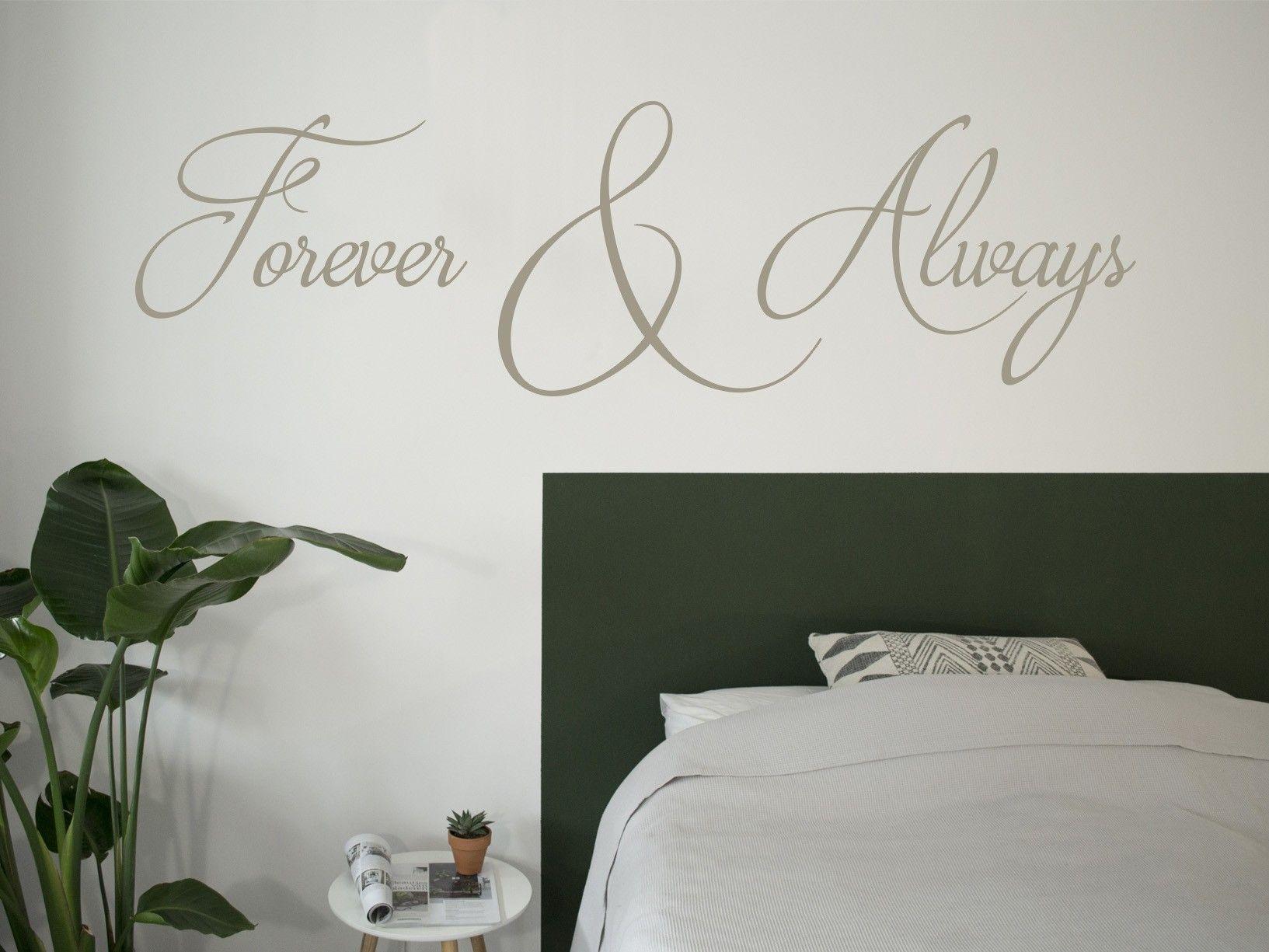 Muurstickers Slaapkamer Ideeen : Muurstickers slaapkamer ideeen eigentijdse goedkope slaapkamer