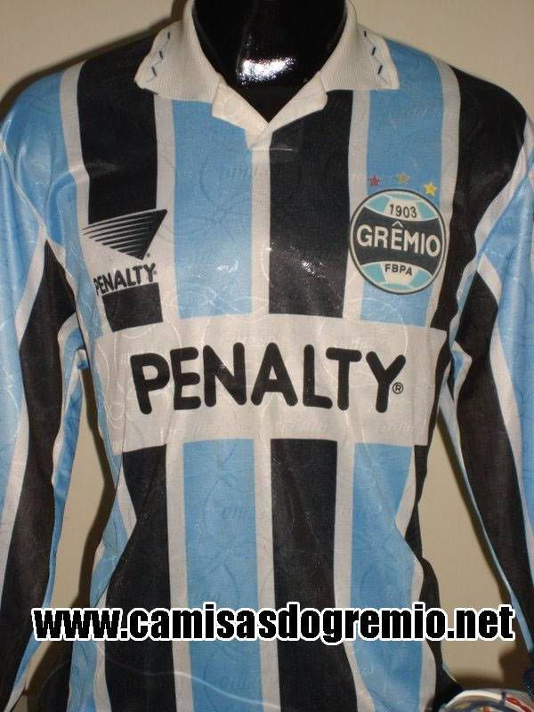 c9c2cc23b9 Camisas do Grêmio » 1995
