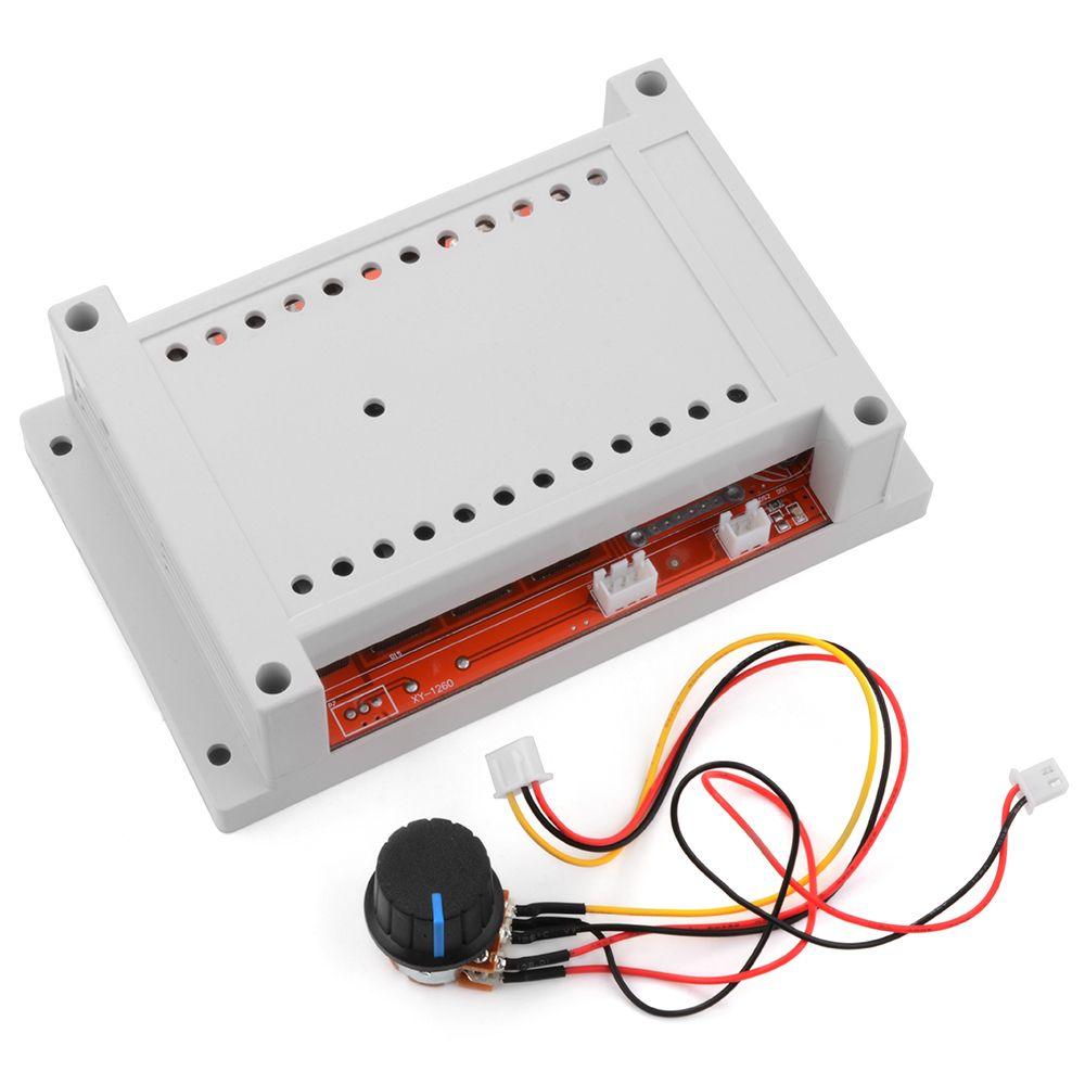 60A DC Brushed Motor Speed Control PWM HHO RC Controller 12V 24V 48V ...
