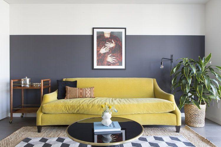 Modern Glam living room // Jordan Interiors // E-Design | Things ...