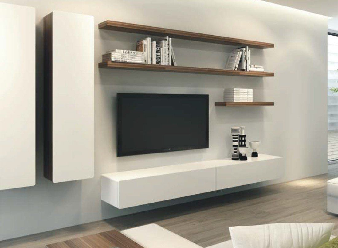 Industrial Wall Tv Shelving Available In Melbourne Google Search