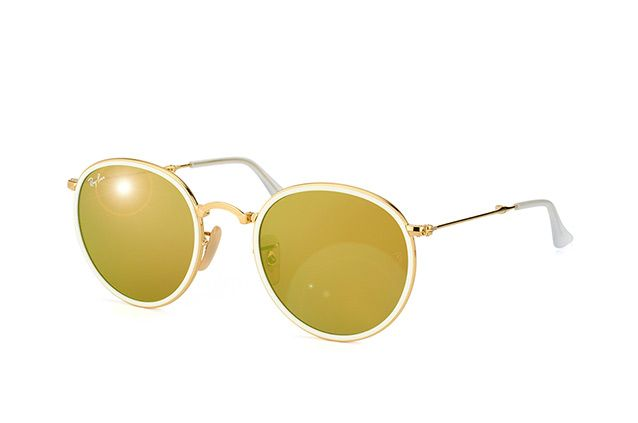 Ray Ban Round Rb 3517 001 Z2 Ray Bans Sonnenbrille